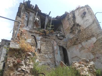 Ruins of L'Aquila
