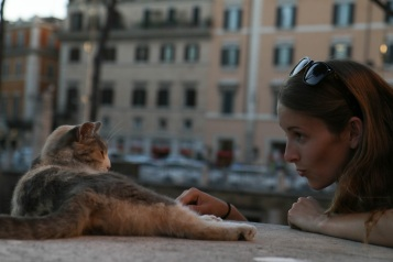 Cat bonding (Photo: Nick Boffardi)