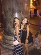 Smiles at the Pantheon